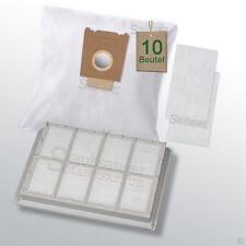 10 Staubsaugerbeutel Hepa Filter passend für Siemens VS04G2300/06 rapid 2400W