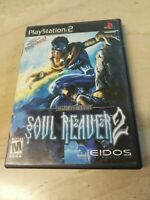 The Legacy Of Kain Series Soul Reaver 2 PlayStation 2 PS2