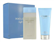 Dolce & Gabbana Light Blue Eau de Toilette  100ml  & 100ml Body Cream