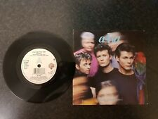 """a-ha 7""""single You Are The One"""