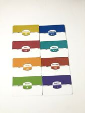 New listing Total Gym Training Deck Exercise Cards Only NO holder Full Set