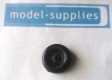 Corgi 801 Noddy's Car reproduction black plastic road wheel