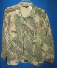 Vintage Liberty brand Realtree full zip jacket sz 2XL cotton canvas pre-owned