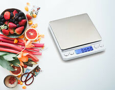0.01g - 500g Electronic Pocket Digital LCD Weighing Scale Food Jewellery Kitchen