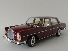 1 18 Norev Mercedes 280 se (w108) 1968 Darkred