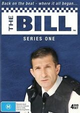 THE BILL - SERIES 1, Region All DVDs