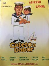 Dvd de cine español. Cateto a babor con Alfredo Landa