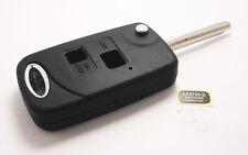 Remote Flip Folding Key Shell Case For Toyota Corolla Camry Avalon Echo Prado 2B
