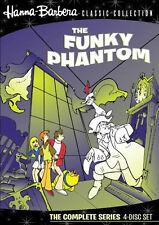 Funky Phantom 0883316276303 With Daws Butler DVD Region 1