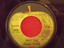 RINGO STARR Only You/Call Me 45