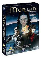 Merlin - Series 3 Vol.1 (DVD, 3-Disc Box Set) . FREE UK P+P ....................
