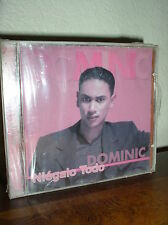 Niegalo Todo by Dominic (CD, Nov-1998, Caiman Distribution,NEW!)