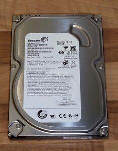 Seagate 500GB, Desktop PC CCTV Internal Hard Drive HDD SATA 5900 3.5 ST3500312CS