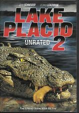 Lake Placid 2 (DVD) Unrated Version! Creature Feature!