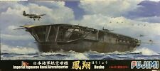 1/700 IJN HOSHO 1944 Japanese aircraft carrier - Fujimi #39 SPECIAL DETAILS