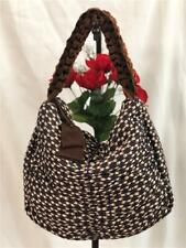Limited Edition MARICO for FURLA Knitted Wool Woven Textile Shoulder Bag $399