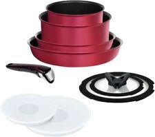 T-fal Frying Pan 9pcs Set Detachable Handle Ingenio Neo IH 6layer coating L66392