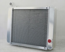 Upgraded 3 Row Aluminium Radiator For Triumph STAG Engine Cooling NEW