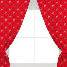 Arsenal FC Football Rouge Garçons Enfants 66x72 commande plisse Prêt Chambre À