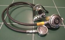 Scubapro Regulator Yoke w Gauge Scuba Diving Equipment