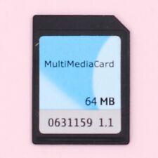 64MB MultiMedia Card MMC Memory Card for Nokia 6230i + MORE