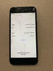 Defective Apple iPhone 6 - 32GB - Space Gray (Unlocked) A1549 (CDMA   GSM)