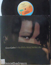 """GWEN GUTHRIE ~ For You {With A Melody Too} ~ 12"""" Single PS"""