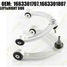 For Mercedes W166 W292 Pair Set of 2 Front Upper Control Arms & Ball Joint Assy