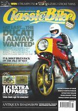 Ducati 900 MHR Mike Hailwood Triumph Model 18 Norton GT185 Suzuki GT125 VF1000