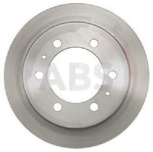 Original a. B. S. Brake Disc 17016 for Daewoo Ssangyong