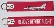 Schlüsselanhänger Eurofighter Typhoon - Remove Before Flight .......R1054