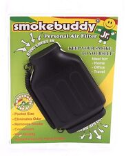 Smokebuddy Jr. Personal Air Purifier Cleaner Filter Removes Odor - Black