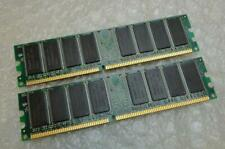 2GB Kit DDR1 PC3200 400MHz Memory Upgrade for Dell Dimension 2400C Computer