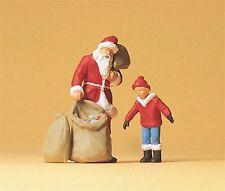 Preiser 65335 Weihnachtsmann 1:43