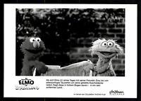 3 Original Pressefotos Die Abenteuer von Elmo im Grummelland ## G 11501
