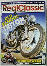 Real Classic Old School Triton Sprint BSA Flying Twin May 2016 FREE SHIPPING JB