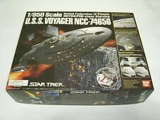 1/850 U.S.S. VOYAGER NCC-74656 Star Trek BANDAI Japan