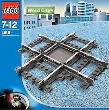 4519 Lego 9V Train Rail Crossing NEW IN BOX SEALED  B20