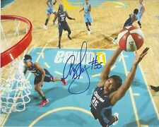 Angel Mccoughtry Signed 8 x 10 photo Wnba Atlanta Dream Basketball Free Shipping