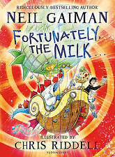 Fortunately, the Milk ... by Neil Gaiman (Paperback, 2014)