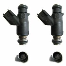 New Set Of Two Harley Davidson 8.4 GPS  Fuel Injectors Fits 2006-10 -27709-06A