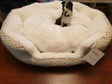 Cath Kidston Small/Medium Pet Bed Machine Washable