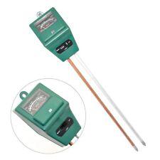 3 IN 1 Test Soil Water Moisture Ph Light Meter Probe for Garden Plant Flower Kit