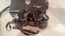 Tasco Zip 318Z Wide Angle 7 x 35 Binoculars with Case Used
