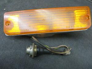 CHRYSLER LeBARON 87-95 PARKING LIGHT TURN SIGNAL PASSENGER RH OEM BRIGHT