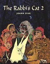 Pantheon Graphic Novels: The Rabbi's Cat 2 by Joann Sfar (2008, Hardcover)