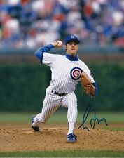 GREG MADDUX CHICAGO CUBS SIGNED AUTOGRAPH 8X10 PHOTO