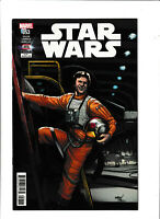 Star Wars #53 VF/NM 9.0 Marvel Comcis Darth Vader Luke Solo Rogue Squadron 2018
