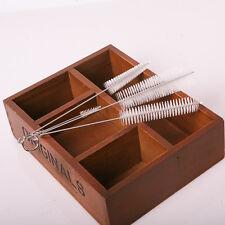 4stk Reinigungsbürsten Flaschenbürste Tüllenbürste Reiniger Werkzeug Set