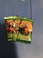 Theros Booster Pack Sealed X3 Magic cards MTG